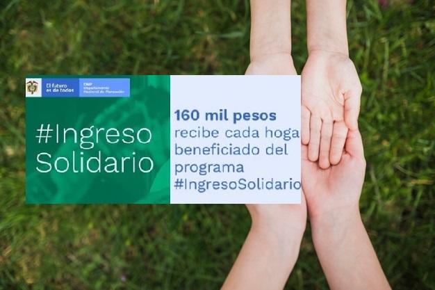 Inscribirse Ingreso Solidario