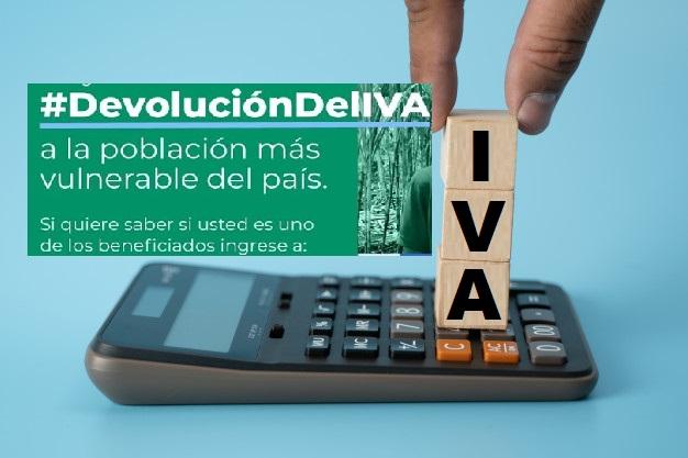 Subsidio de devolucion de iva