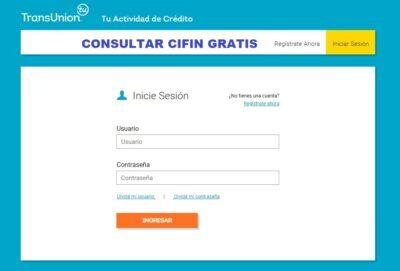 Consultar Cifin Gratis